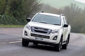 2018 Isuzu D-Max Blade Review