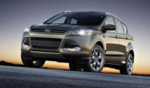 All-new Ford Escape (Ford Kuga equivalent) unveiled at LA Show