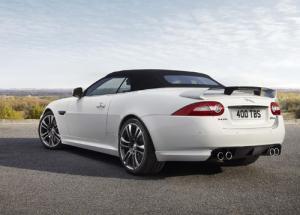 Jaguar XKR-S Convertible debuts at LA Show