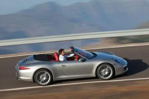 New 2012 Porsche 911 Carrera Cabriolet