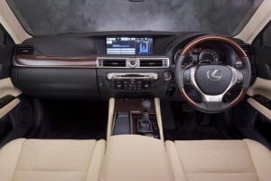 The new Lexus GS 250