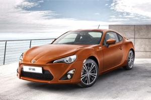 Toyota FT 86 to debut at Tokyo motor show as the Toyota GT 86
