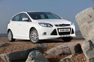 New 180PS Ford Focus Zetec S