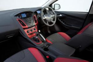 New 180PS Ford Focus Zetec S
