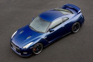 2012 Nissan GT-R Track Pack now available