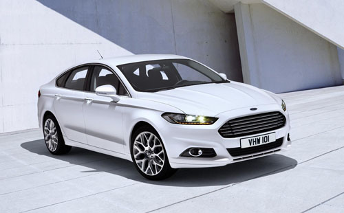 2013 Ford Mondeo revealed with first pictures