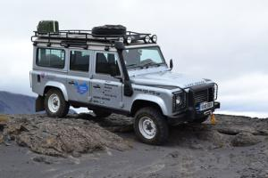 Calling all expedition enthusiasts! Final weeks for Land Rover 'Go Beyond' Bursary 2012 applications