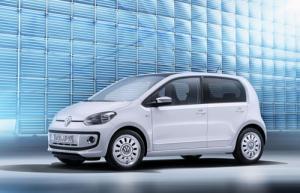 Five-door VW Up! unveiled