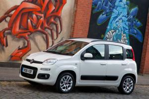 The new Fiat Panda - yours for under £9,000