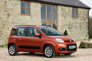 The new Fiat Panda – yours for under £9,000