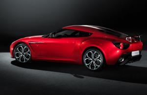The new Aston Martin V12 Zagato