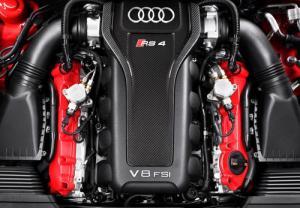 The new 2012 Audi RS 4 Avant