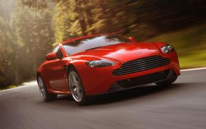 The new 2012 Aston Martin Vantage range
