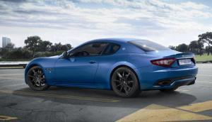 Geneva premiere for new Maserati GranTurismo Sport