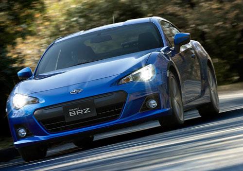 Subaru BRZ UK specification announced