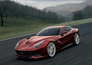 The new Ferrari F12berlinetta
