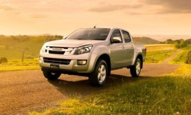 New Isuzu D-Max pick-up prices and specs announced