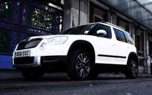 New Skoda Yeti Urban limited edition