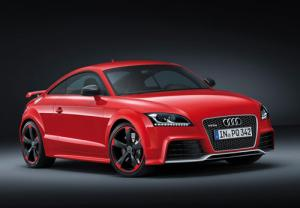 Audi TT RS plus Coupe and Roadster models with 360PS