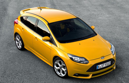 Ford Focus ST five-door hatchback priced from £21,995