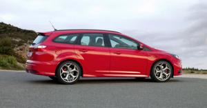 Ford Focus ST Estate priced from £23,095