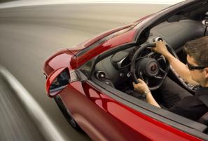 McLaren MP4-12C Spider announced