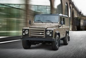 The Land Rover Defender XTech Special Edition