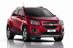 Chevrolet Trax set for world premiere in Paris