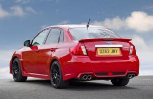 Subaru WRX STI gets power upgrade and price cut