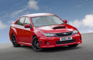 Subaru WRX STI gets power upgrade and price cut