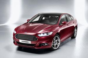 2013 Ford Mondeo to receive 1.0-litre EcoBoost petrol engine