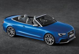 The 450PS 2013 Audi RS 5 Cabriolet