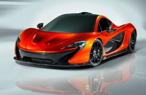 McLaren P1 supercar to be unveiled at Paris show