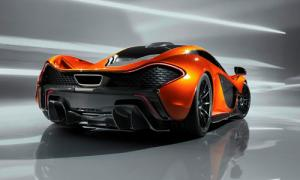 McLaren P1 supercar to be unveiled at Paris show