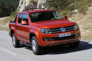 VW Amarok Canyon special edition set to arrive early 2013