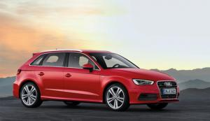 The new Audi A3 Sportback