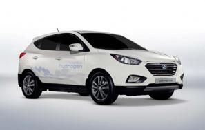 Your chance to drive the Hyundai ix35 Fuel Cell