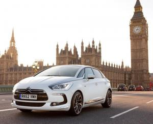 Citroen DS5 Hybrid4 emissions reduced to just 91g/km