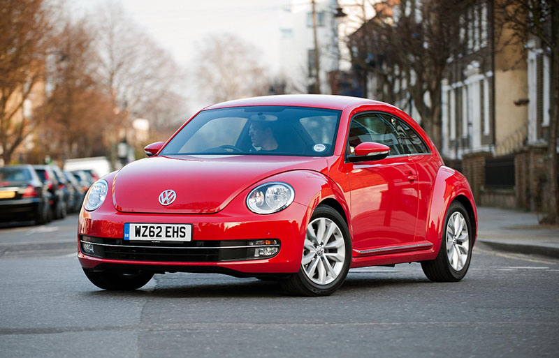 VW wins British Insurance Vehicle Security Awards (BIVSA) title, including three individual category winners