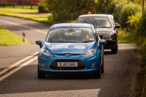 Ford Fiesta ECOnetic 1.6 TDCi wins 2012 ALD Automotive/Shell FuelSave MPG Marathon with 108.78mpg