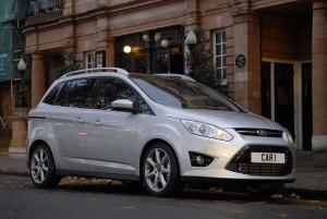 Ford Grand C-MAX 1.0-litre EcoBoost