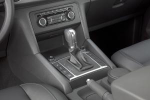 Eight-speed automatic transmission option for VW Amarok