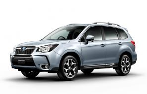 New 2013 Subaru Forester coming to the UK