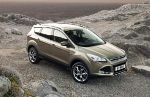 2013 Ford Kuga on sale now priced from £20,895
