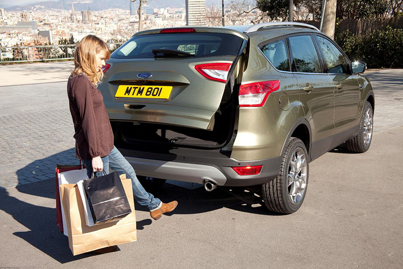 Ford Kuga Automatic Handsfree Tailgate