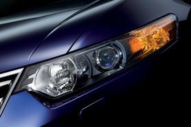 2008 Honda Accord teaser photos and video