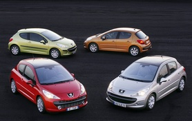 Prices announced for Peugeot 207