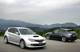Subaru Impreza WRX STI first details