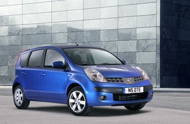 Nissan Note specifications and prices