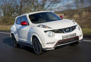 200PS Nissan Juke Nismo available to order January 2013 from £19,995